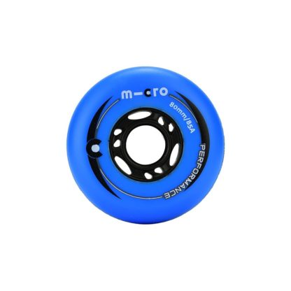 MICRO PERFORMANCE WHEELS BLUE – SET OF 4
