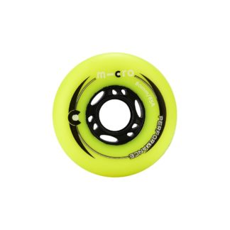 MICRO PERFORMANCE WHEELS YELLOW – SET OF 4