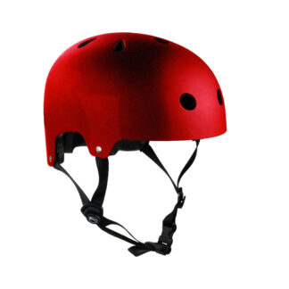 SFR ESSENTIALS HELMET GLOSS METALIC RED