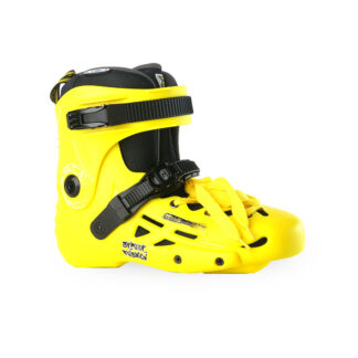 YELLOW MICRO MT PLUS BOOT ONLY