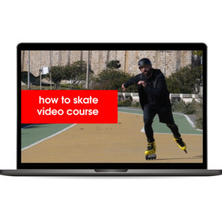 HOW TO INLINE SKATE – BEGINNERS VIDEO COURSE