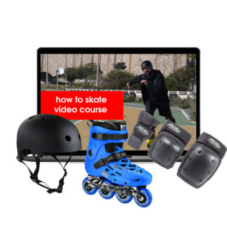 BEGINNERS INLINE SKATE ADULTS PACK 1