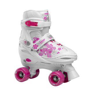 ROCES QUADDY GIRL 3.0 WHITE/PINK